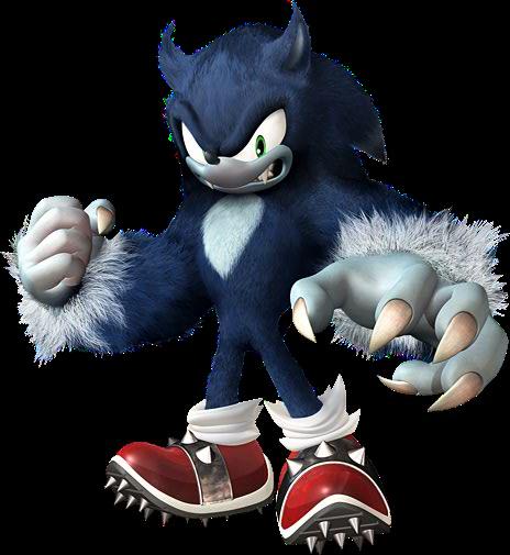 Les points communs entre Sonic et DBZ (1/5)