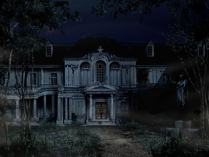 Les premiers Resident Evil, quintessence du Survival  ~ Manoir Bois De Boulogne
