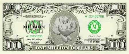 Picsou-Dollar
