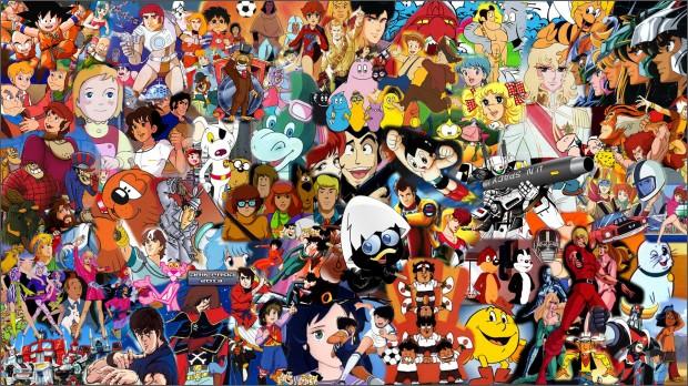 Top 10 des dessins animés de mon enfance (1/3)