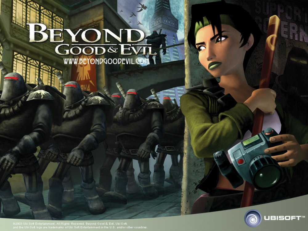 Beyond Good and Evil (1/3)