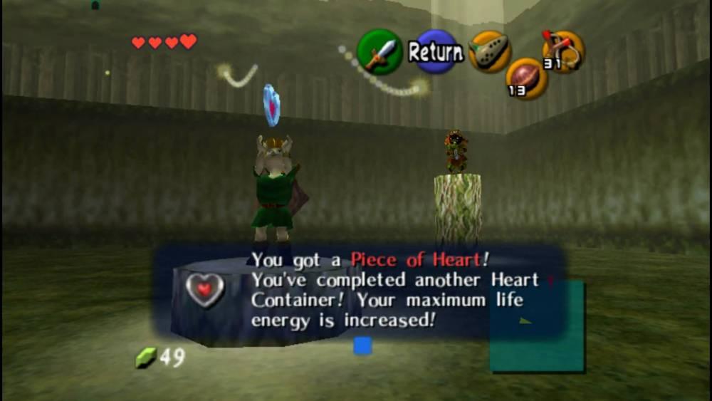 Pourquoi Zelda Majora's Mask est le meilleur Zelda (2/6)