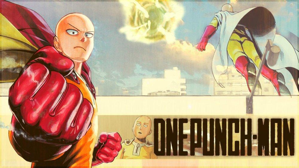 Top 10 des raisons de regarder One Punch Man (1/3)