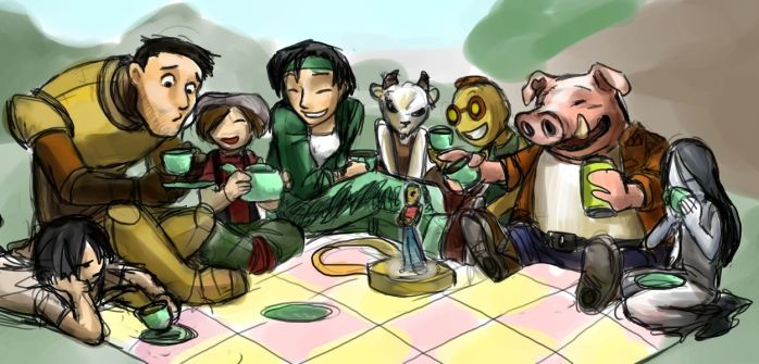 Reunion de famille
