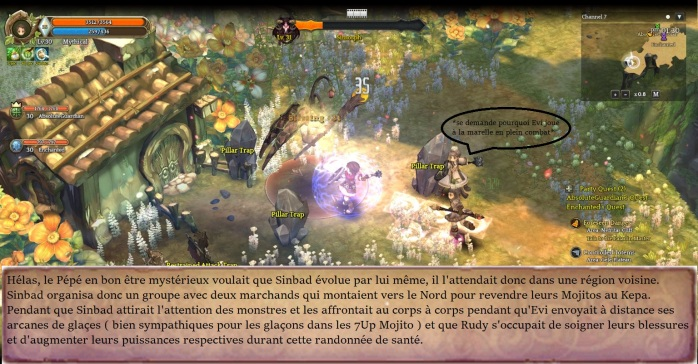 Tree Of Savior 03