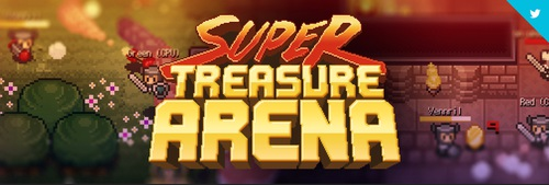 Logo Super Treasure Arena