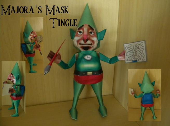 Paper Tingle