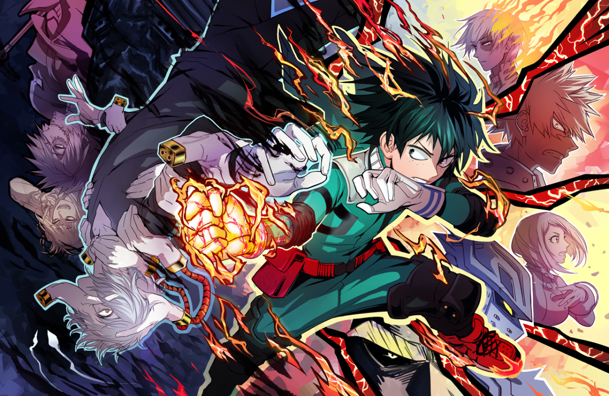Top 10 des raisons de regarder My Hero Academia / Boku no Hero Academia