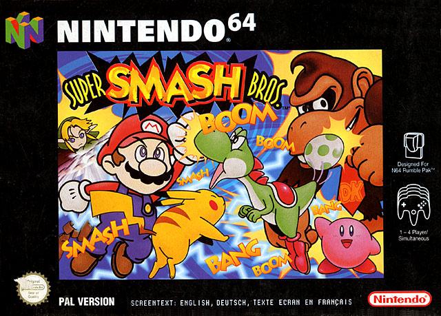 Jaquette Super Smash Bros.jpg