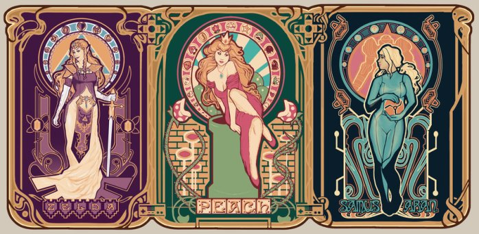 Princesses de Nintendo.jpg