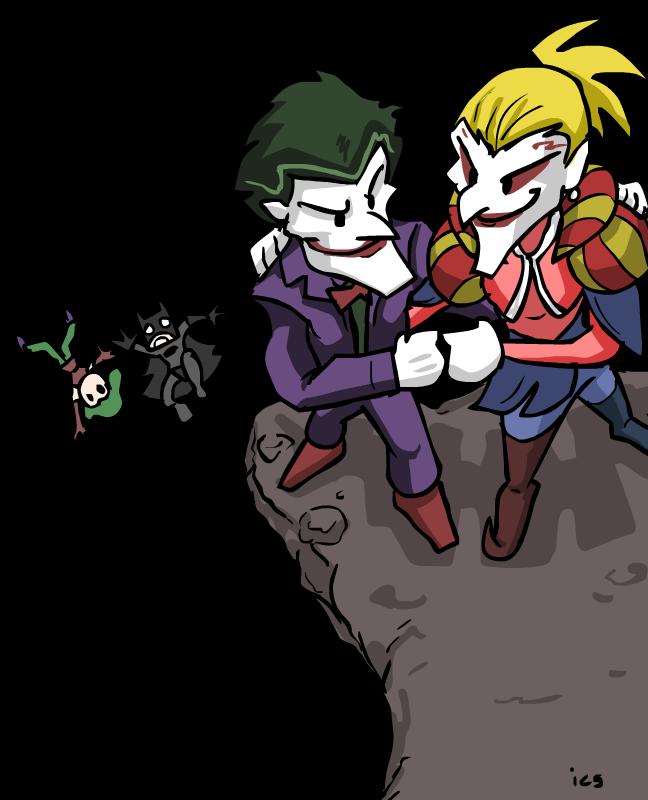 Pourquoi kefka est peut tre le plus grand m chant de tous - Batman contre joker ...