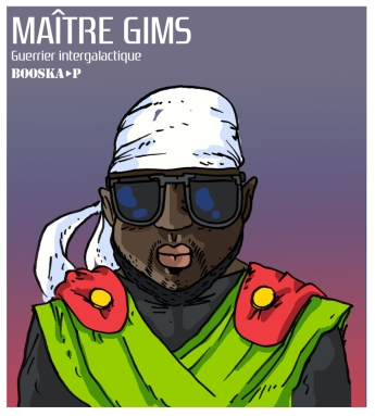 maitre-gims-great-saiyaman