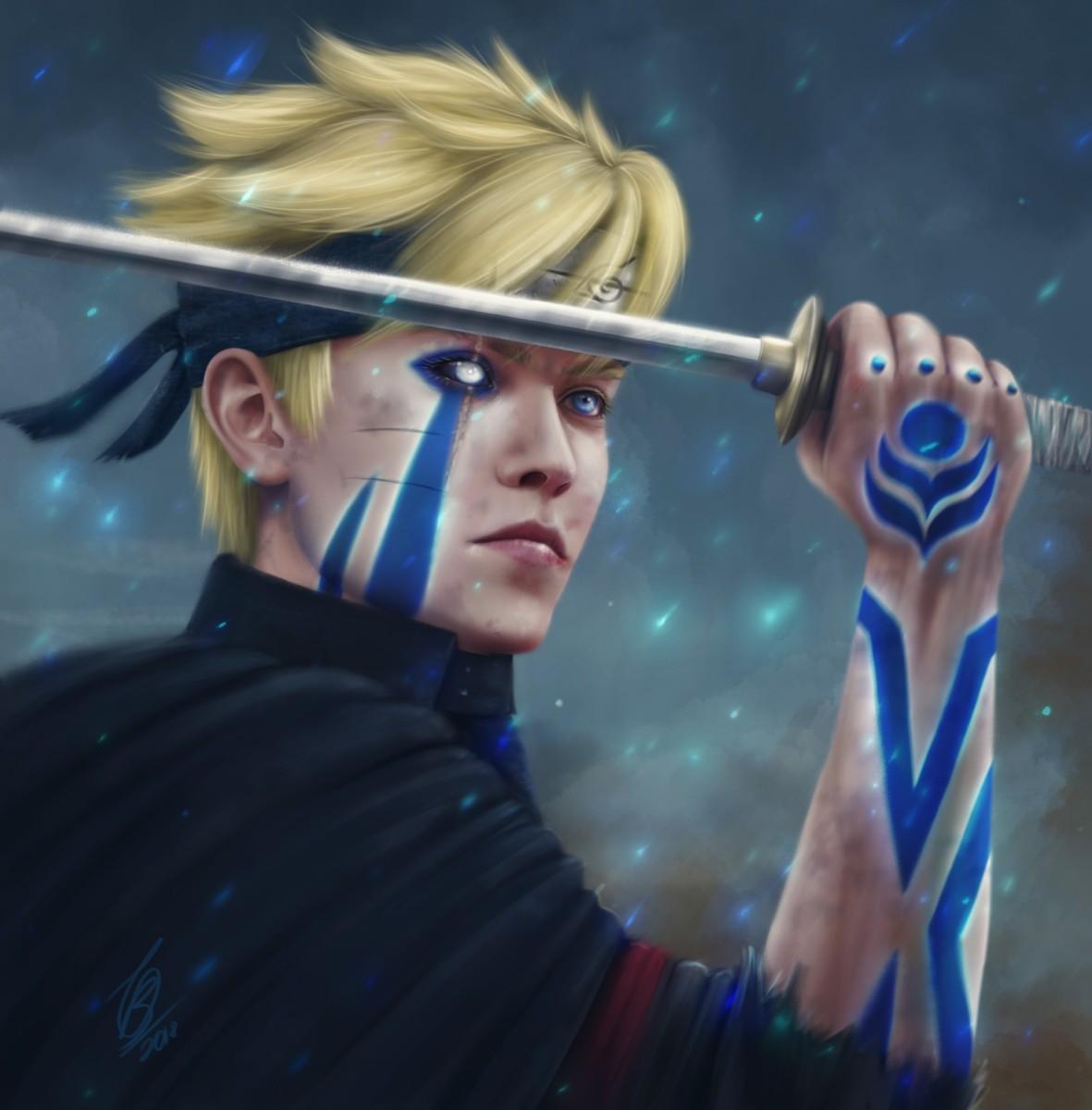 La suite de Naruto, Boruto, pourrait elle se dérouler dans l'Espace?