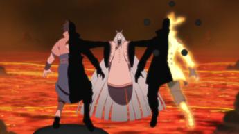 kaguya-vs-naruto-et-sasuke-sur-une-planete-de-lave