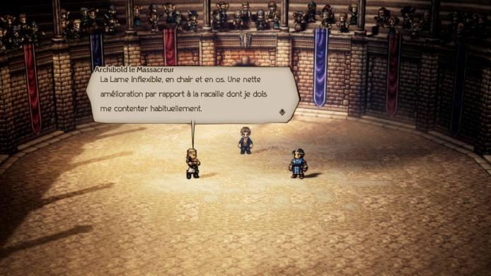 Archibold vs Olberic 1