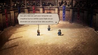 Archibold vs Olberic 2