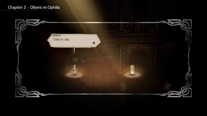 Chapitre 2 Olberic et Ophilia 3