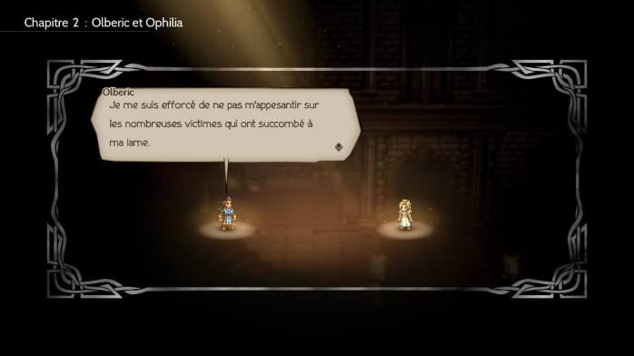 Chapitre 2 Olberic et Ophilia 5