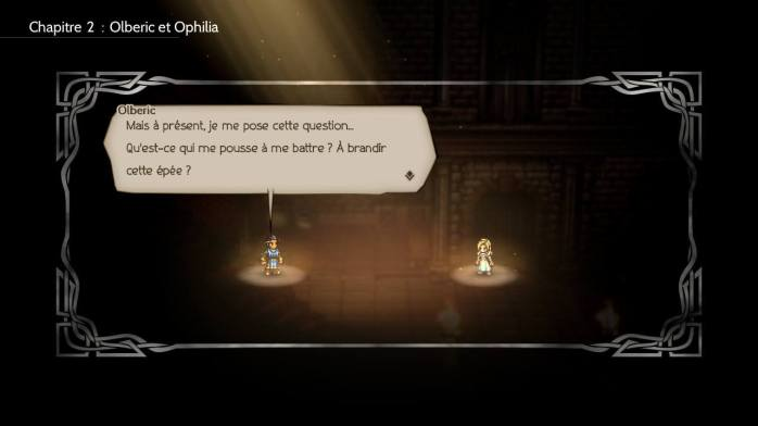 Chapitre 2 Olberic et Ophilia 6