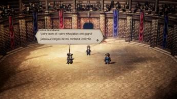 Joshua vs Olberic 4
