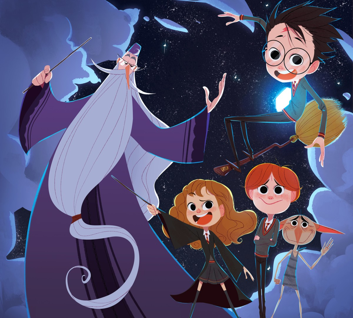 MoogleHebdo 3: Quizz sur Harry Potter