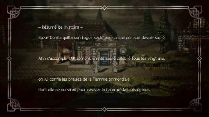 Histoire Ophilia 1