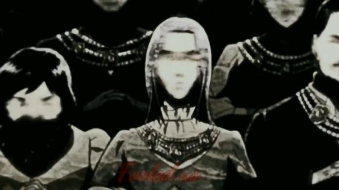 Femme maudite dans les Titans