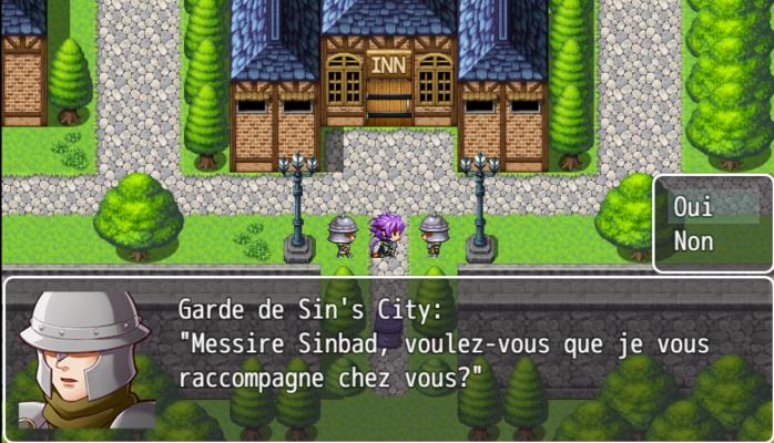 Garde Sin's City