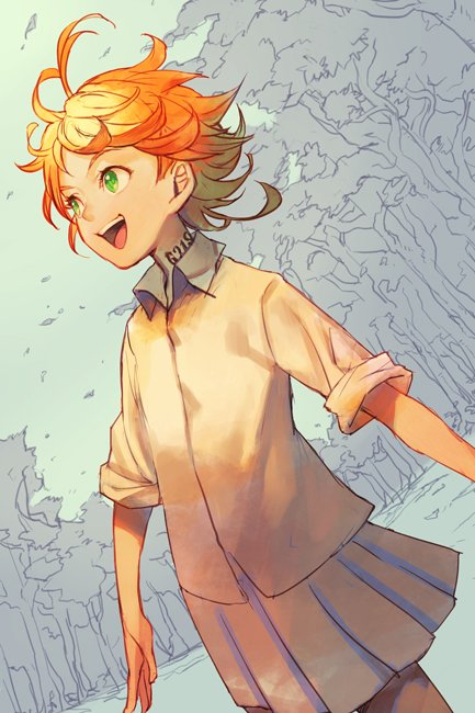 emma the promised neverland