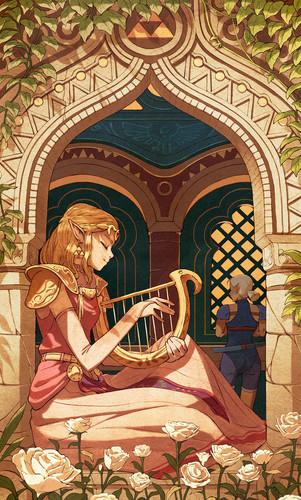 Logo Zelda et Impa Chaine youtube préférée.jpeg