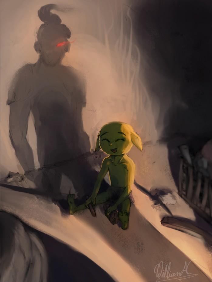 Goblin Slayer vs Goblins baby.jpg
