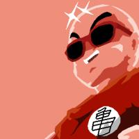 Pourquoi Krillin est le meilleur des humains de Dragonball Z
