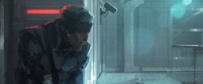 Snake Solid Infiltration Metal Gear.jpg